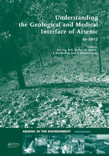 Geological and Medical Interface of Arsenic